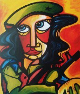 Obra del maestro David Eusebio