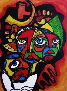 Obra de David Esuebio
